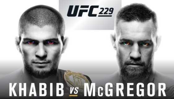 UFC on Mobdro