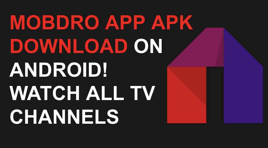 Live TV on Mobdro
